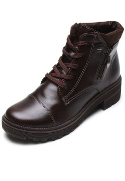 Bota Coturno Dakota Tratorada Marrom Dakota