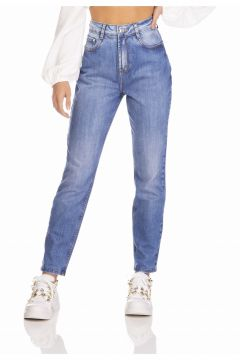 Calça Jeans Denim Zero Mom Fit DENIM ZERO