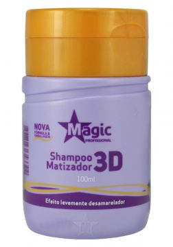 Magic Color Shampoo Matizador 3D 100ml Magic Color