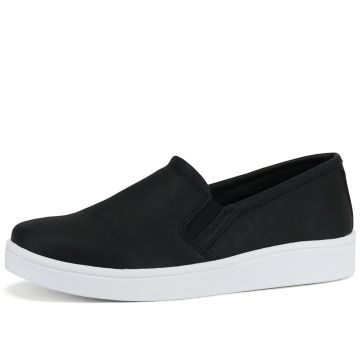 Slip On Iare Exclusivo Sw Shoes Tênis Casual Preto Sw Shoes