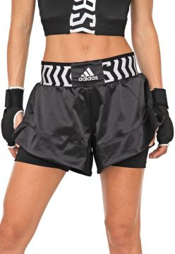 Short adidas Performance Tko Preto adidas Performance