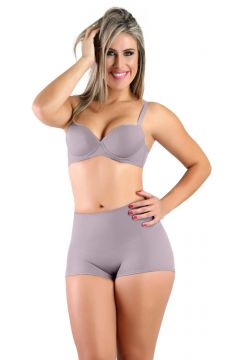 Sutiã Basse Inteira com Bojo Roxo Honey Be SUT008 Roxo Hone