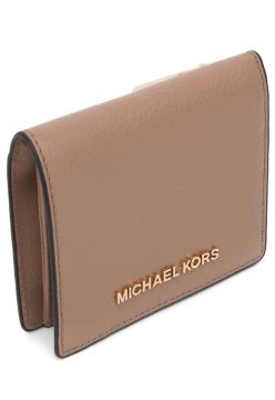 Carteira Michael Kors JET SET TRAVEL MD Nude Michael Kors