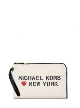 Carteira Michael Kors THE MICHAEL BAG Nude Michael Kors