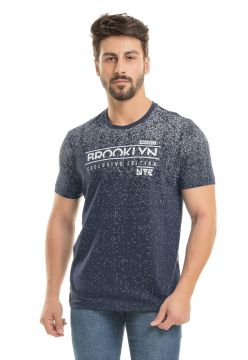 Camiseta Brooklyn - CINZA - GG Bugaloo