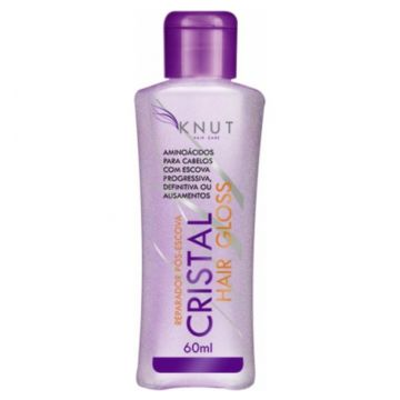 Knut Hair Gloss Cristal Escova Progressiva 60ml Knut