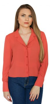 Camisa Cropped Donna Ritz