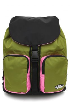 Mochila Vans Geomancer Ii Backpack Verde Vans