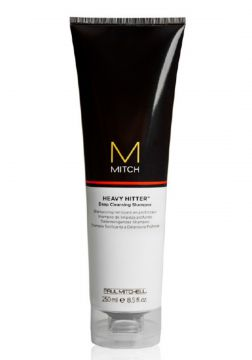 Paul Mitchell Mitch Heavy Hitter Deep Cleansing Shampoo 250