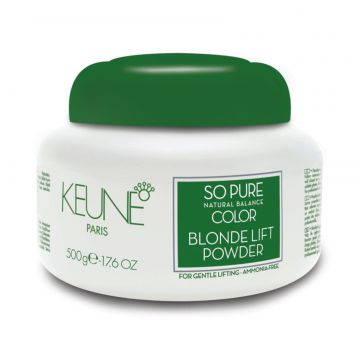 Keune So Pure Color Blonde Lift Powder 500g Keune
