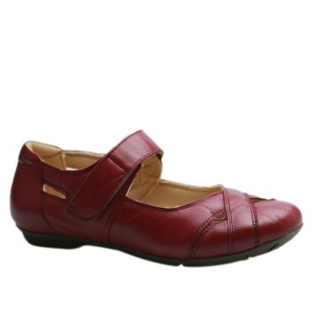 Sapatilha Doctor Shoes 1298 Tinto Doctor Shoes