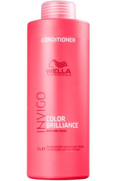 Wella Invigo Color Brilliance Condicionador 1000ml