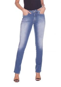 Calça Jeans Destroyed Osmoze Slim Fit 24167 1 Un Azul