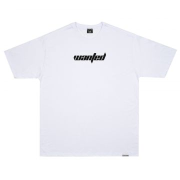 Camiseta Wanted - Kosmic branco
