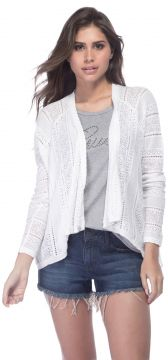 Cardigan Guess Renda