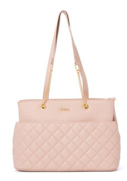 Quilted Bag Blush CS Club Rosa
