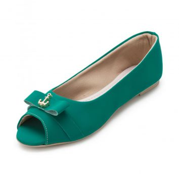 Peep Toe Sense Miss ML20-412 Verde