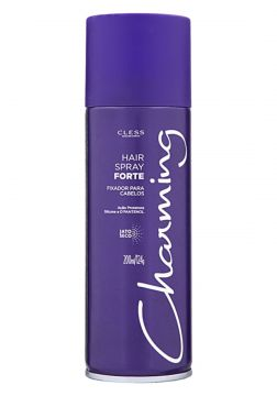 Cless Charming Hair Spray Jato Seco Forte 200ml