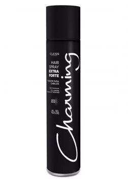 Cless Charming Hair Spray Jato Seco Extra Forte 400ml