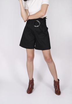 Short Clochard Superfluous Preto