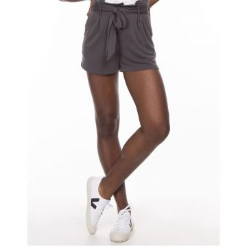 Short & Bermudas Khelf SHORT FEMININO CLOCHARD Grafite