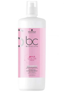 Bonacure Color Freeze Silver Micellar Shampoo - 1 Litro