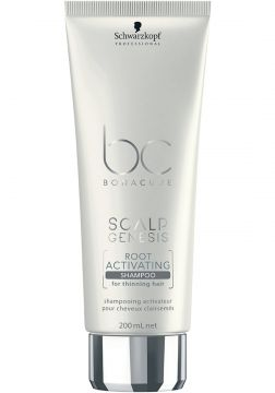 Bonacure Scalp Genesis Root Activating Shampoo 200ml