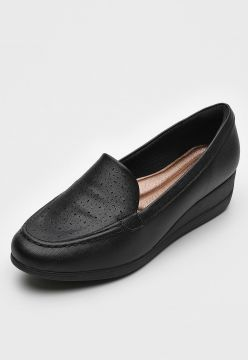 Mocassim Piccadilly Anabela Preto