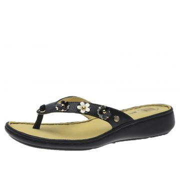 Chinelo Casual Doctor Shoes 359 Preto