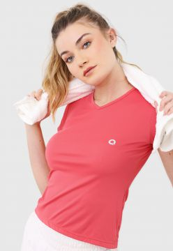 Camiseta Area Sports Meet Rosa