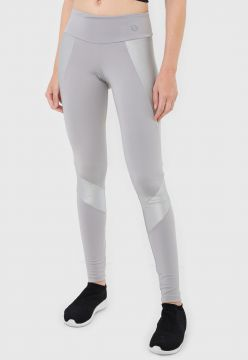 Legging Area Sports Post Cinza