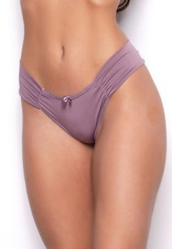 Calcinha Tanga Gatria Lateral Larga Satin