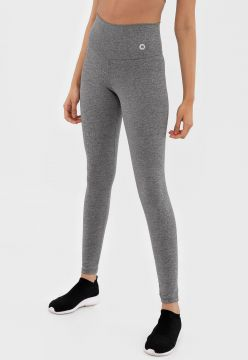 Legging Area Sports Organ Cinza