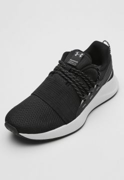 Tênis Under Armour Charged Breathe Preto
