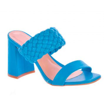 Tamanco Cammi Damannu Shoes Soft Azul