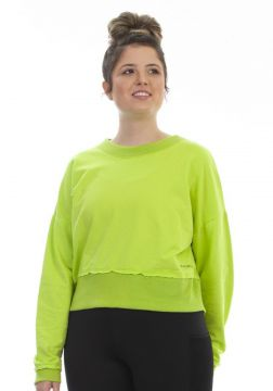 Casaco Cropped Leve