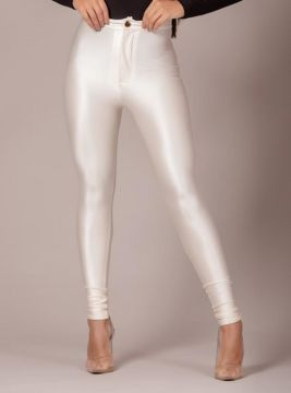 Calça Disco Off White-G