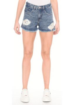 Short Jeans C3 Blue Wash M.Officer Azul