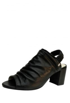 Sandália 365 Days Ankle Boot Preto
