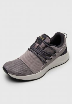 Tênis Under Armour Charged Breathe Cinza