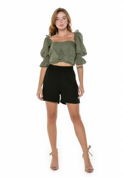 CROPPED LAISE