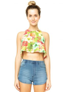 Regata FARM Cropped Multicolorida