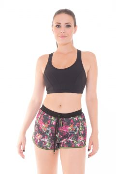 Short Obbia Fitness 3432 Estampado