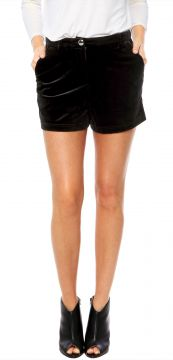 Short Canal Liso Preto Canal