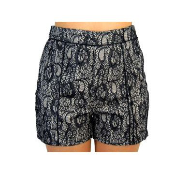 Short Infinity Fashion Curto Rendado