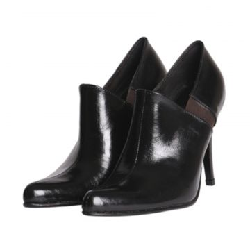 Ankle Boot Elisa Marchi Ella Pumps Preto Sapatos Elisa Marc