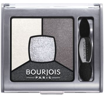 Quarteto De Sombras Smoky Stories 01 Grey Night Bourjois