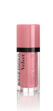 Batom Re Velvet 10 Dont Pink Of It Bourjois