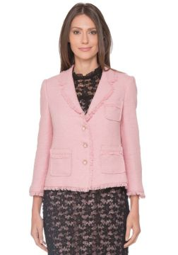 BLAZER TWEED V18/061-ROSA GREGORY
