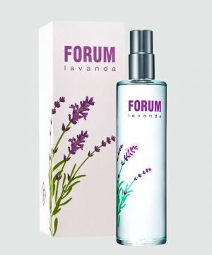 Perfume Feminino Lavanda Forum Beauty - Deo Colônia 150ml